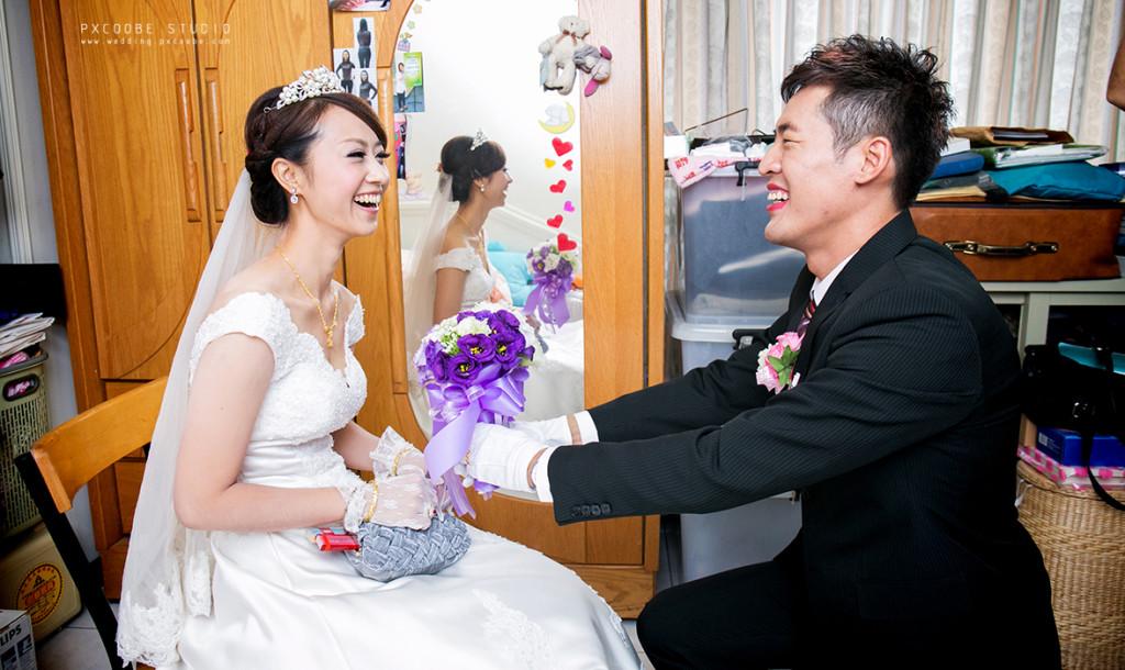 嘉義漁民食堂婚禮迎娶紀錄,台中婚錄推薦張西米-13