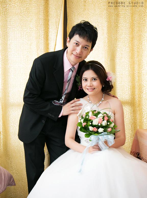 新林海鮮餐廳婚禮紀錄,台中婚錄推薦張西米-06