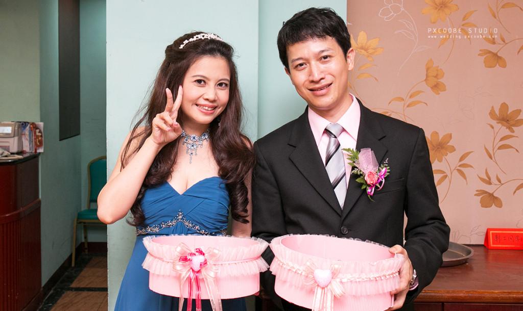 新林海鮮餐廳婚禮紀錄,台中婚錄推薦張西米-17