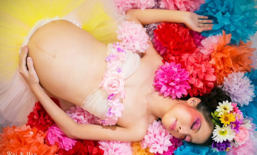 孕婦寫真|台中婚錄推薦