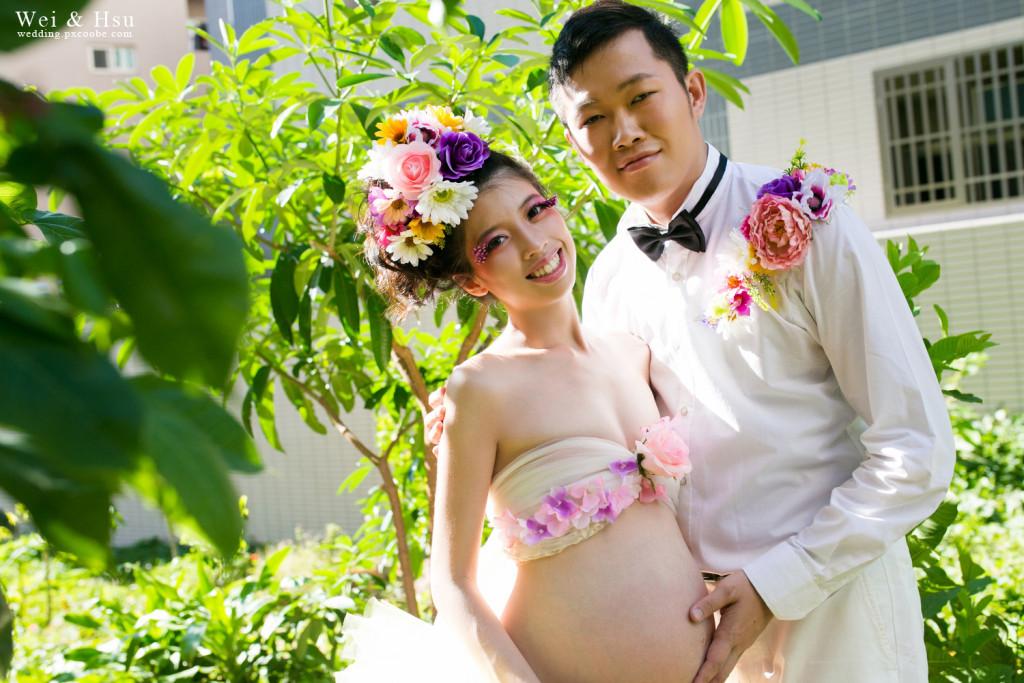台中孕婦寫真,台中婚錄推薦張西米-17