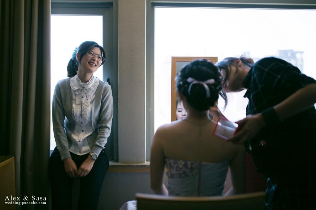 新竹古華花園飯店婚宴紀錄,台中婚錄推薦張西米-09
