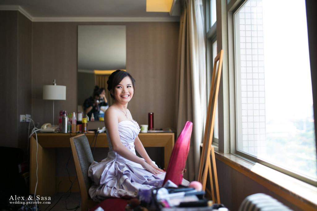 新竹古華花園飯店婚宴紀錄,台中婚錄推薦張西米-11