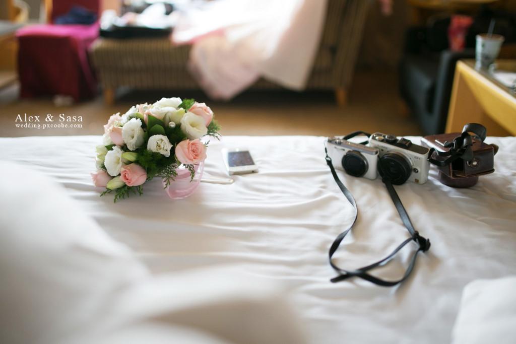 新竹古華花園飯店婚宴紀錄,台中婚錄推薦張西米-12