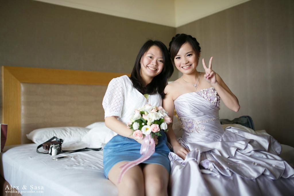 新竹古華花園飯店婚宴紀錄,台中婚錄推薦張西米-13