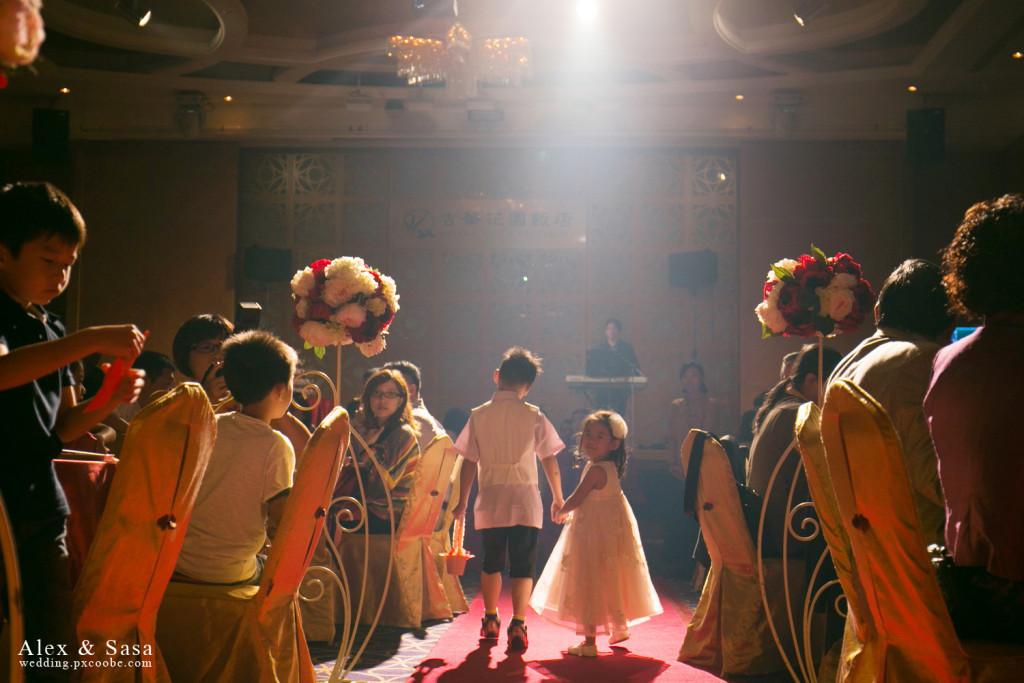 新竹古華花園飯店婚宴紀錄,台中婚錄推薦張西米-14