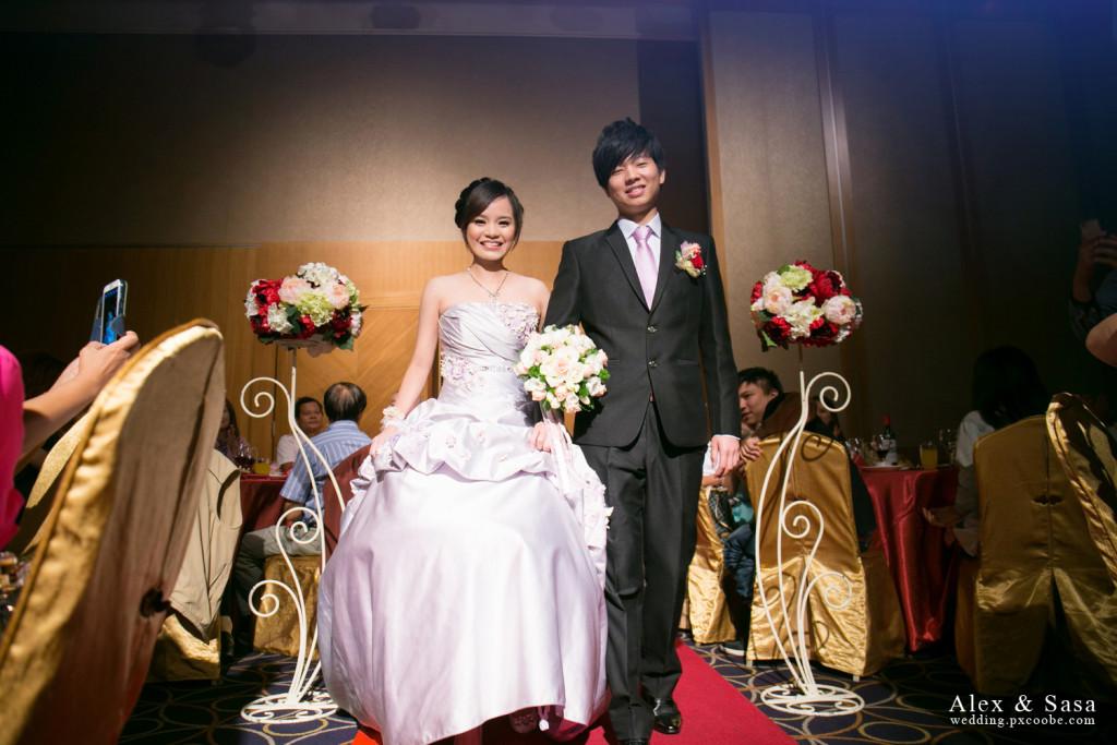 新竹古華花園飯店婚宴紀錄,台中婚錄推薦張西米-15
