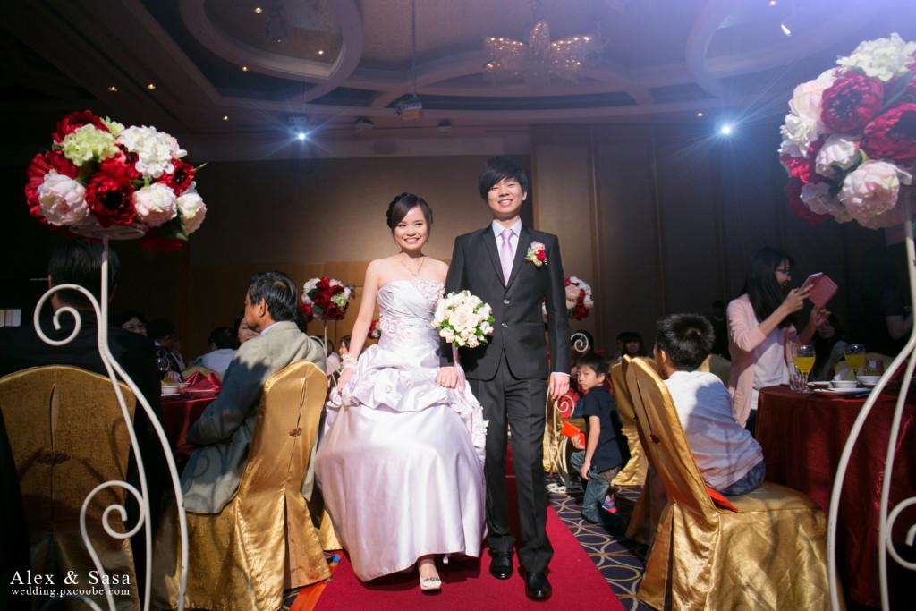 新竹古華花園飯店婚宴紀錄,台中婚錄推薦張西米-16