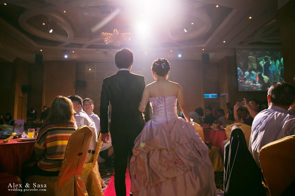 新竹古華花園飯店婚宴紀錄,台中婚錄推薦張西米-17