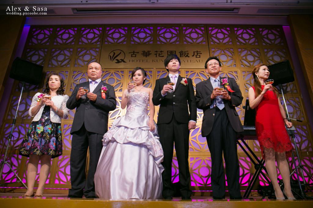 新竹古華花園飯店婚宴紀錄,台中婚錄推薦張西米-18