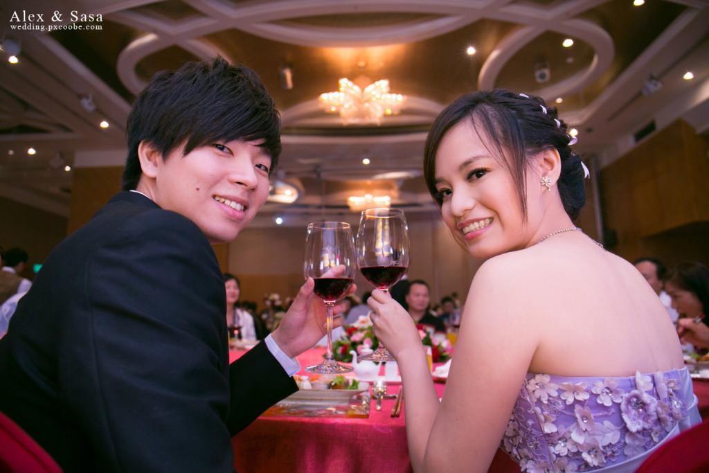 新竹古華花園飯店婚宴紀錄,台中婚錄推薦張西米-19