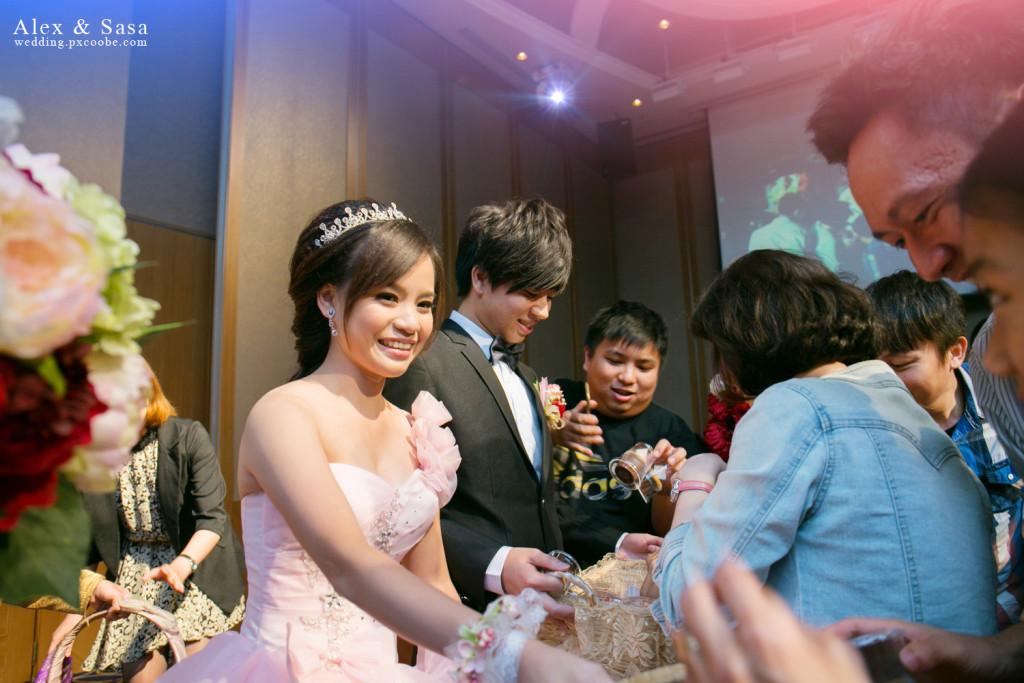 新竹古華花園飯店婚宴紀錄,台中婚錄推薦張西米-21