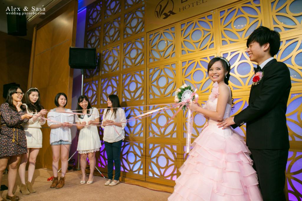 新竹古華花園飯店婚宴紀錄,台中婚錄推薦張西米-22