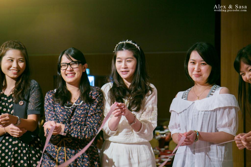 新竹古華花園飯店婚宴紀錄,台中婚錄推薦張西米-23