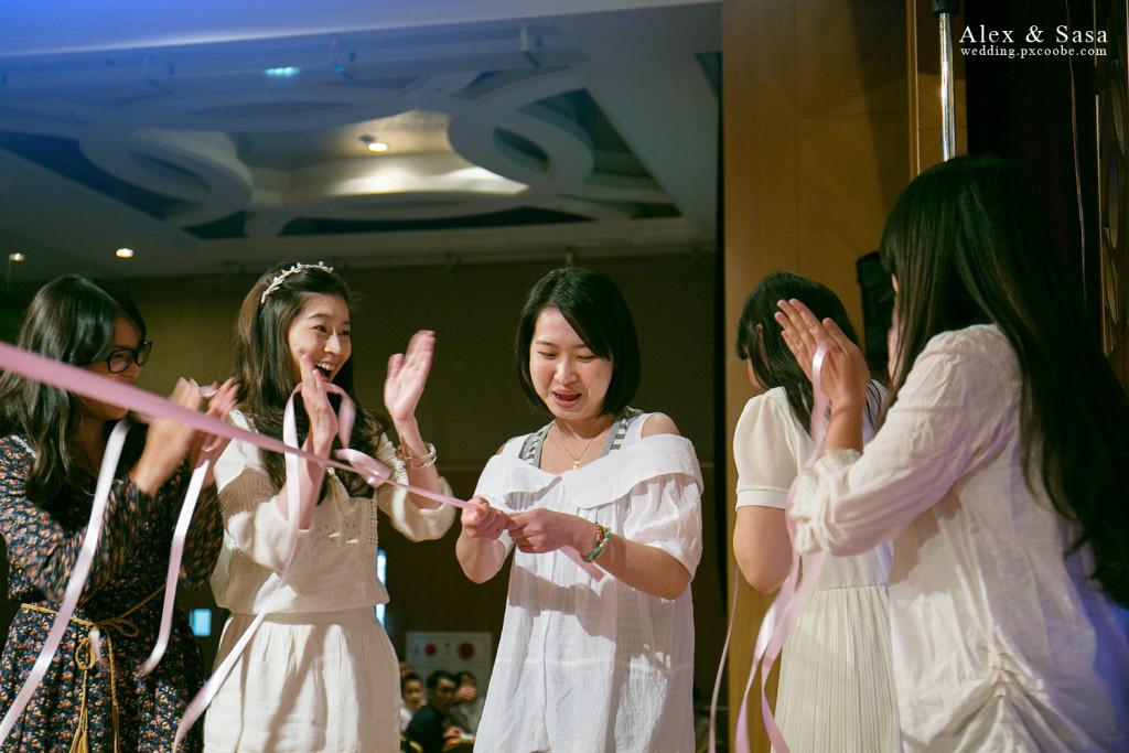 新竹古華花園飯店婚宴紀錄,台中婚錄推薦張西米-25