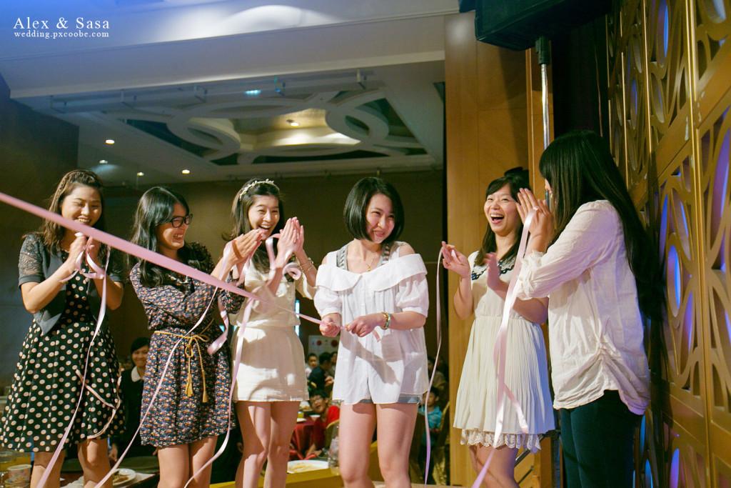 新竹古華花園飯店婚宴紀錄,台中婚錄推薦張西米-26