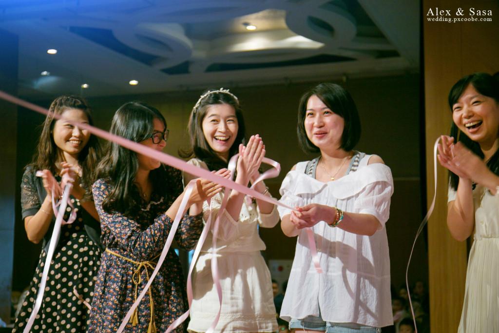 新竹古華花園飯店婚宴紀錄,台中婚錄推薦張西米-27