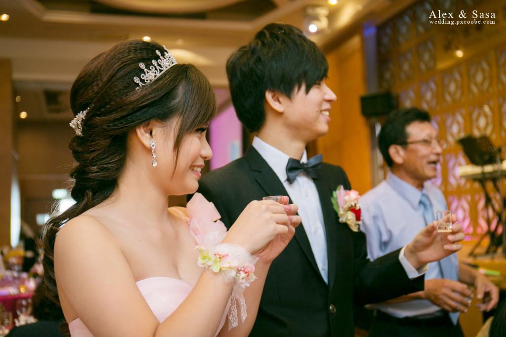 新竹古華花園飯店婚宴紀錄,台中婚錄推薦張西米-28