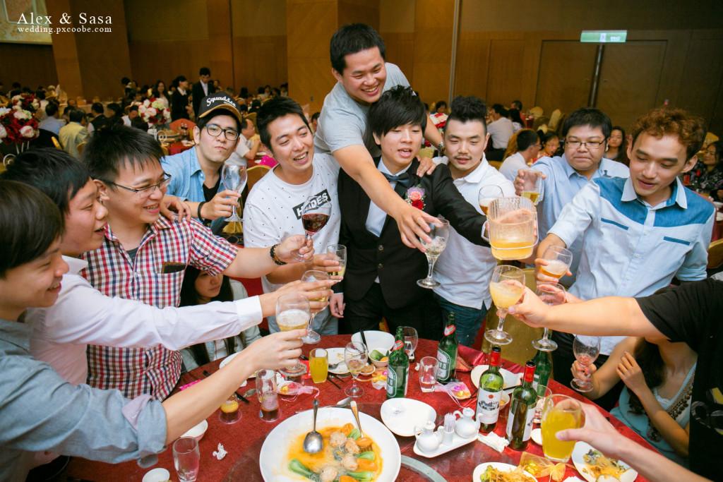 新竹古華花園飯店婚宴紀錄,台中婚錄推薦張西米-31