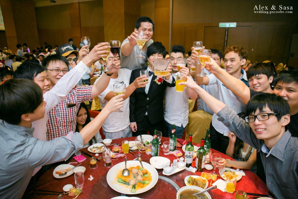 新竹古華花園飯店婚宴紀錄,台中婚錄推薦張西米-32