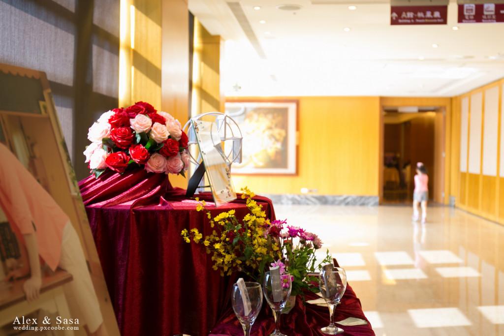 新竹古華花園飯店婚宴紀錄,台中婚錄推薦張西米-33