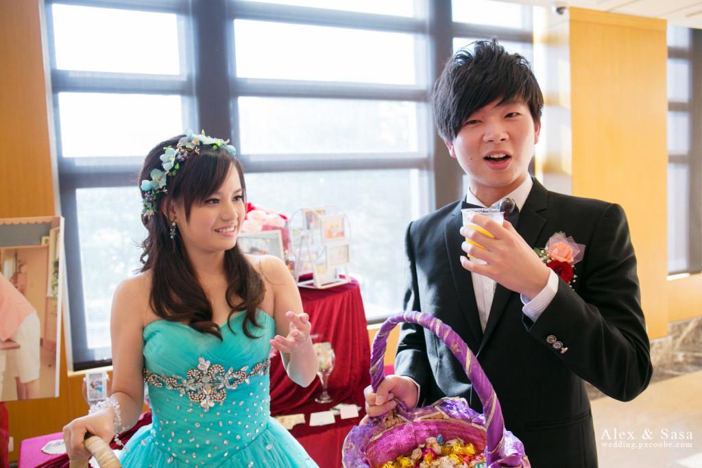 新竹古華花園飯店婚宴紀錄,台中婚錄推薦張西米-36