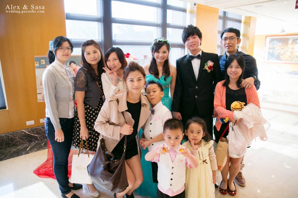新竹古華花園飯店婚宴紀錄,台中婚錄推薦張西米-37