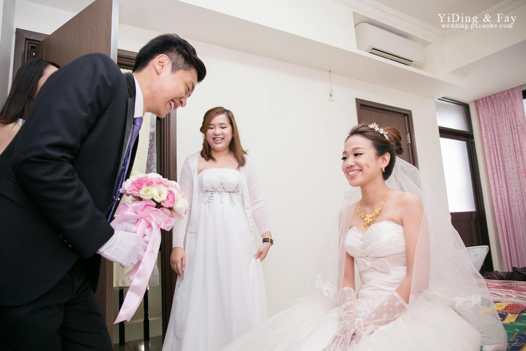 自宅迎娶紀錄,台中婚錄推薦張西米-19