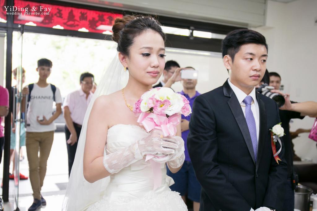 自宅迎娶紀錄,台中婚錄推薦張西米-22