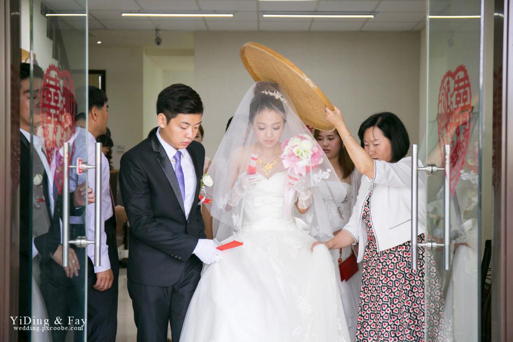 自宅迎娶紀錄,台中婚錄推薦張西米-25