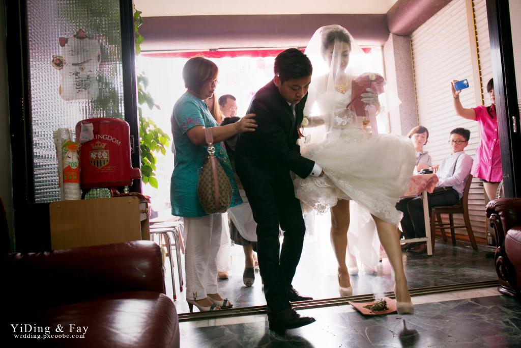 自宅迎娶紀錄,台中婚錄推薦張西米-31