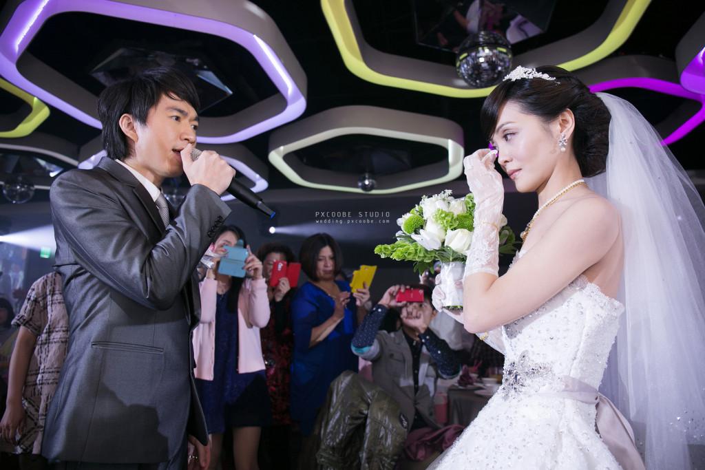 板橋晶宴會館婚禮宴客紀錄,台中婚錄推薦張西米-14