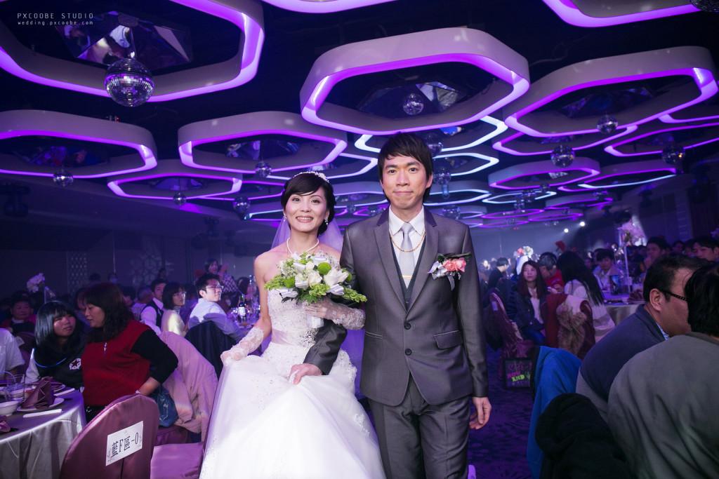 板橋晶宴會館婚禮宴客紀錄,台中婚錄推薦張西米-17