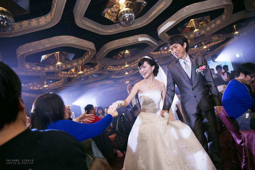 板橋晶宴會館婚禮宴客紀錄,台中婚錄推薦張西米-18