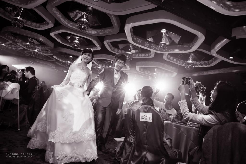 板橋晶宴會館婚禮宴客紀錄,台中婚錄推薦張西米-19