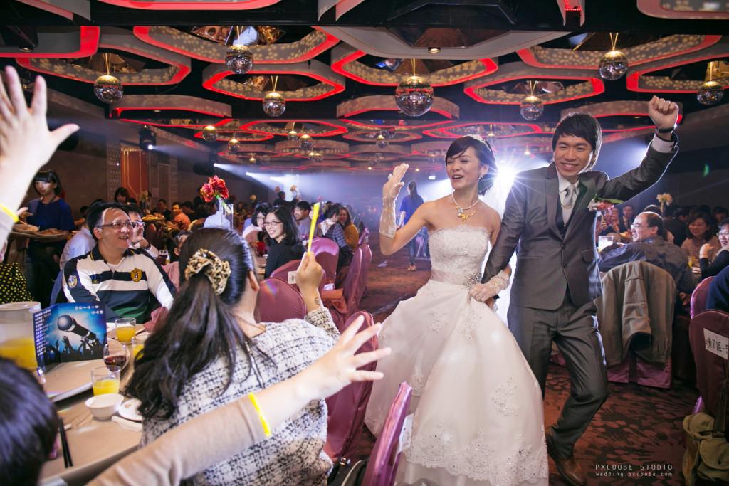 板橋晶宴會館婚禮宴客紀錄,台中婚錄推薦張西米-20