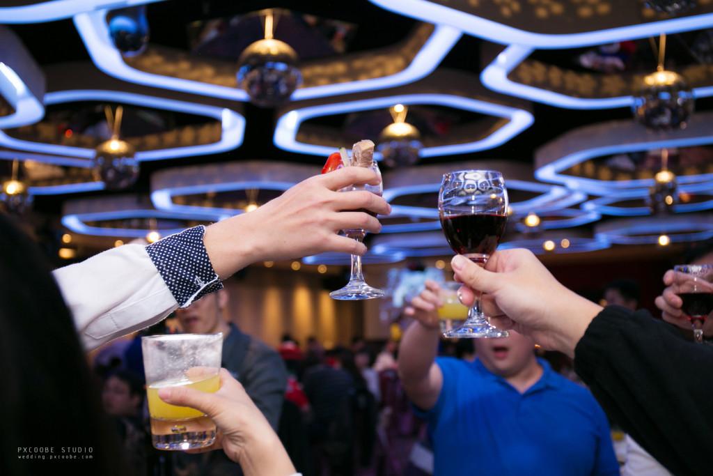 板橋晶宴會館婚禮宴客紀錄,台中婚錄推薦張西米-30