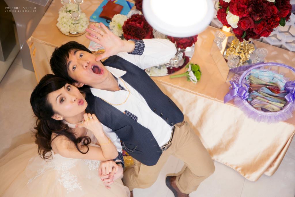 板橋晶宴會館婚禮宴客紀錄,台中婚錄推薦張西米-35