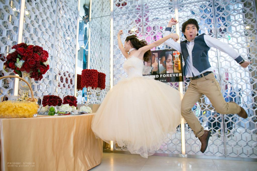 板橋晶宴會館婚禮宴客紀錄,台中婚錄推薦張西米-40