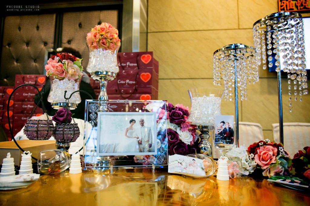 京華城雅悅會館婚禮宴客紀錄,台中婚錄推薦張西米-02