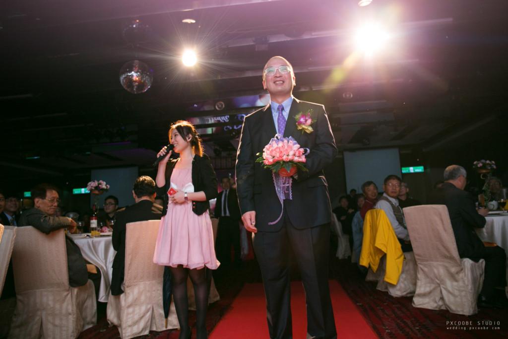 京華城雅悅會館婚禮宴客紀錄,台中婚錄推薦張西米-15