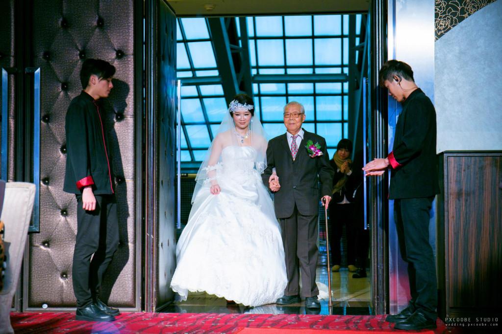 京華城雅悅會館婚禮宴客紀錄,台中婚錄推薦張西米-16