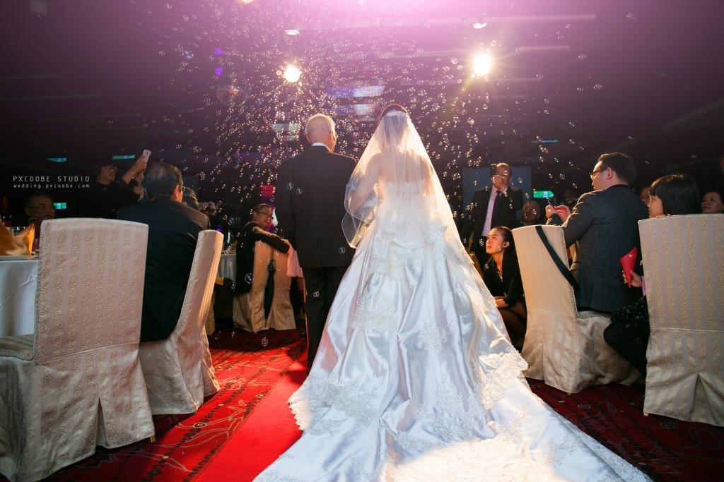 京華城雅悅會館婚禮宴客紀錄,台中婚錄推薦張西米-17