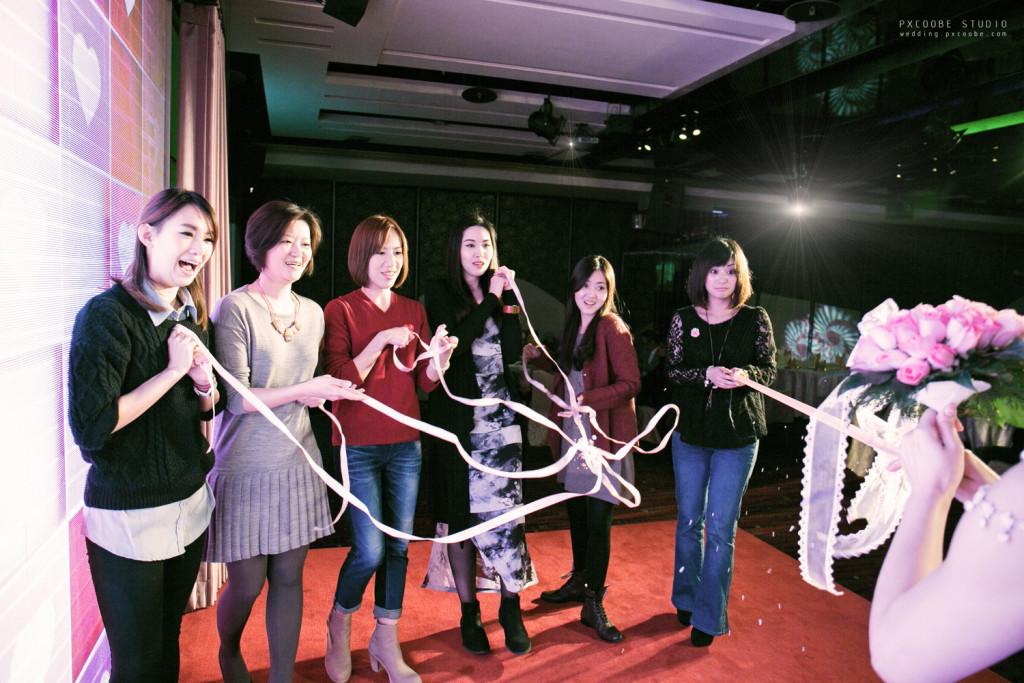 京華城雅悅會館婚禮宴客紀錄,台中婚錄推薦張西米-26