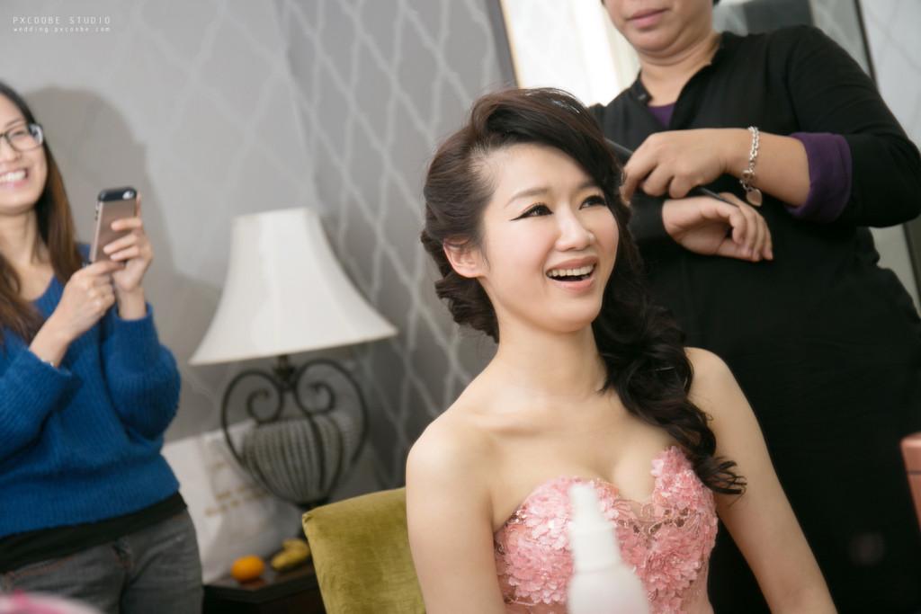 京華城雅悅會館婚禮宴客紀錄,台中婚錄推薦張西米-30