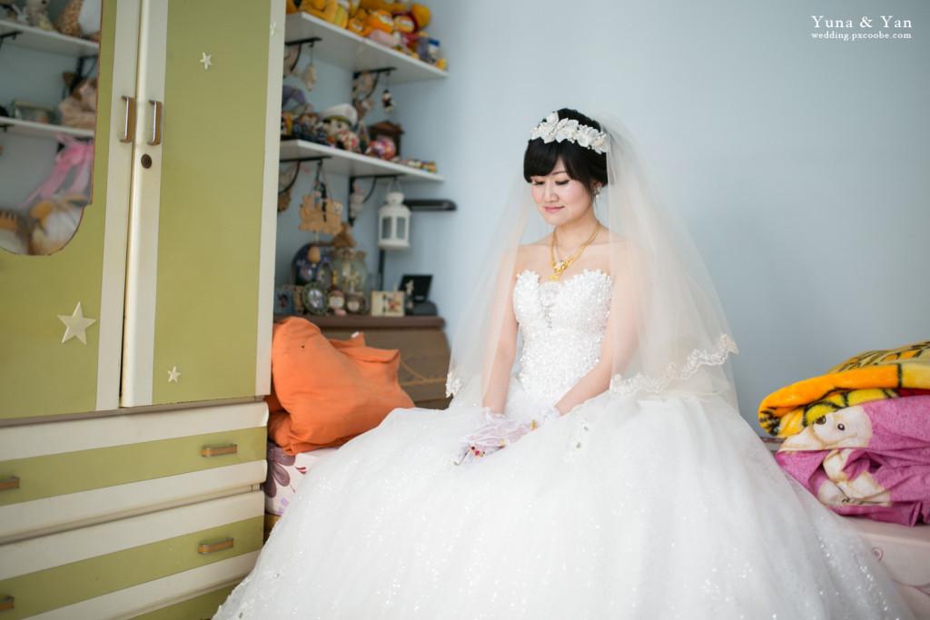 古都會館迎娶紀錄,台中婚錄推薦張西米-15