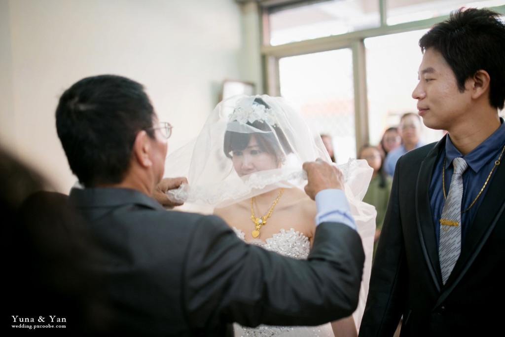 古都會館迎娶紀錄,台中婚錄推薦張西米-30
