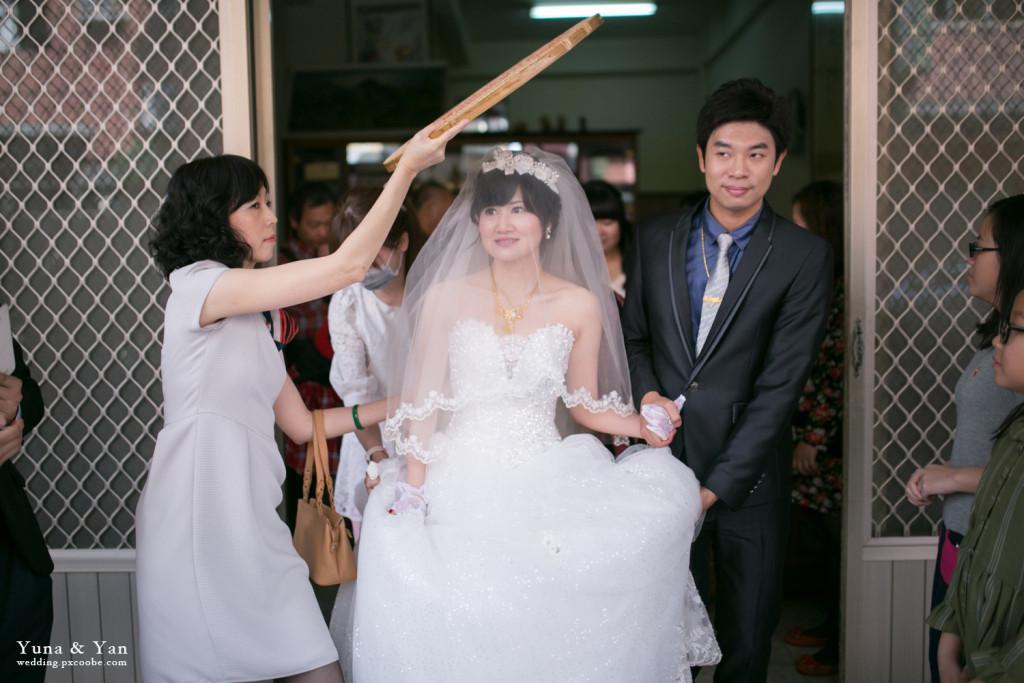 古都會館迎娶紀錄,台中婚錄推薦張西米-35