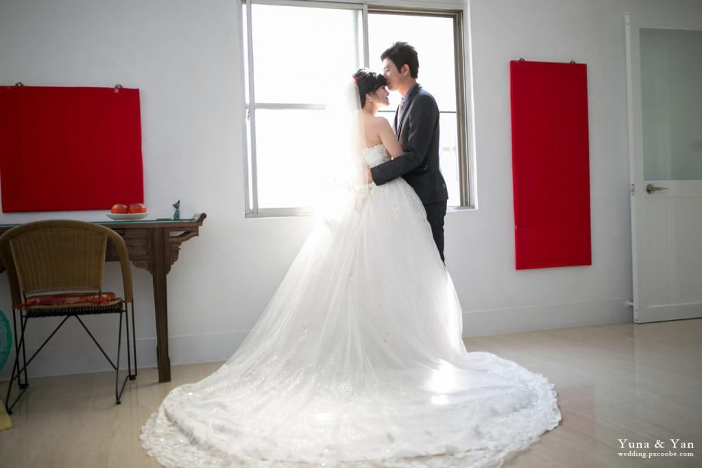 古都會館迎娶紀錄,台中婚錄推薦張西米-48