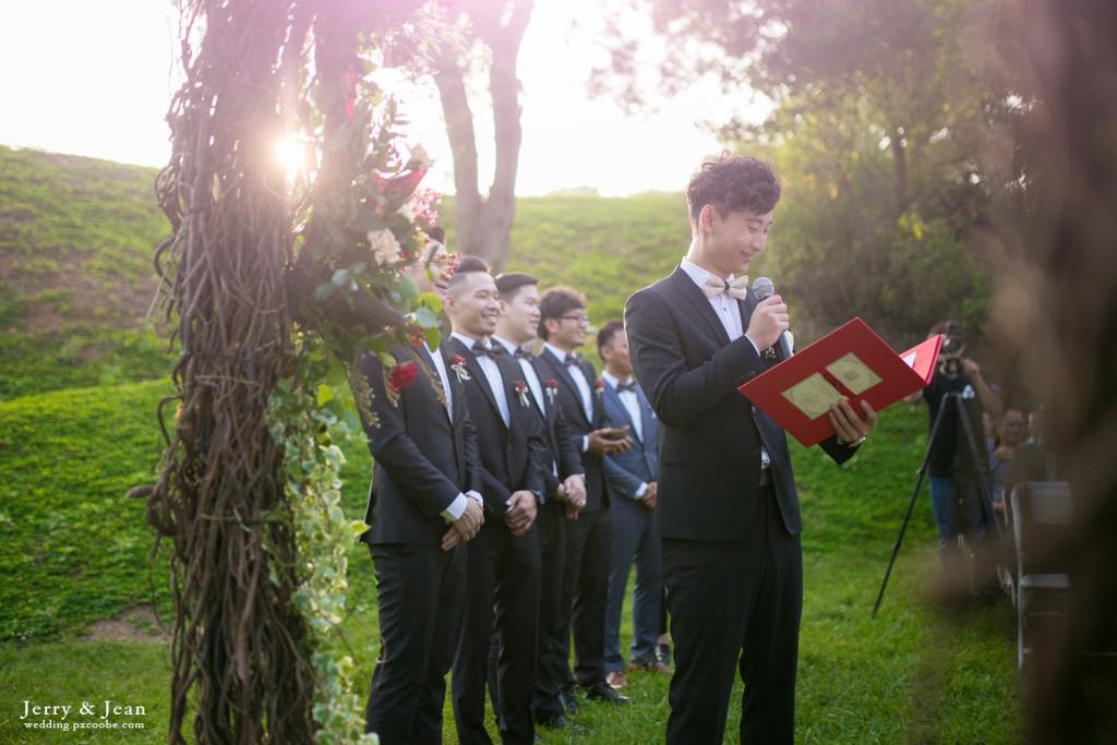 婚禮紀錄在顏氏牧場,台中婚錄推薦張西米36
